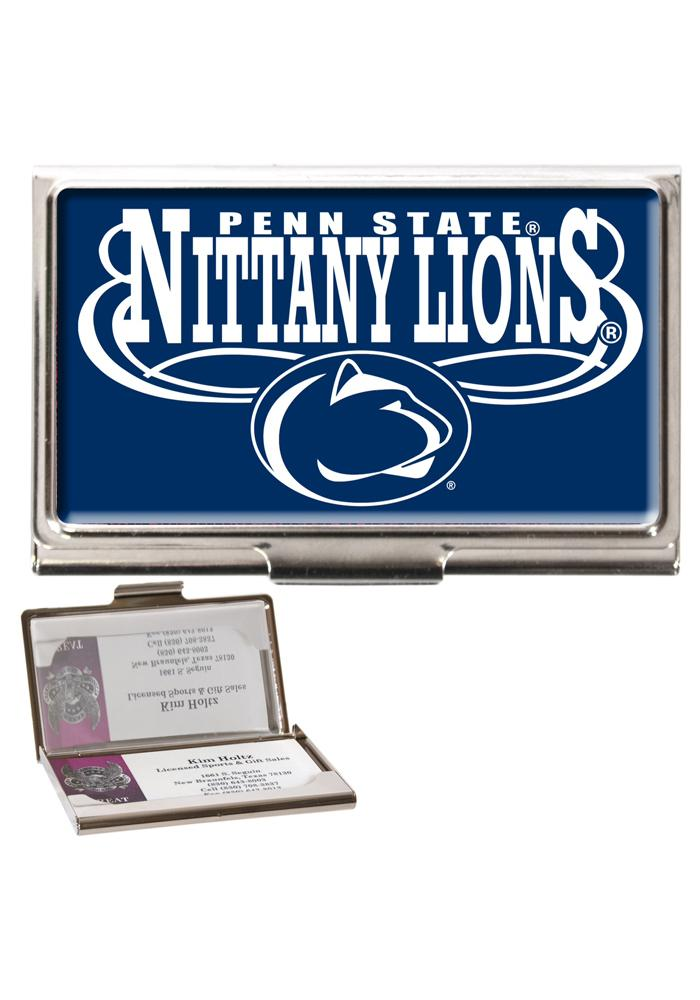 Penn State Nittany Lions Card Case Business Card Holder - Image 1