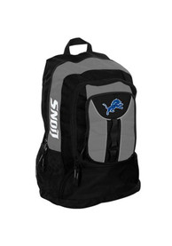 Detroit Lions Colossus Backpack - Black