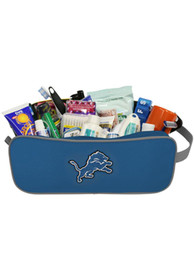 Detroit Lions Travel Shave Kit - Blue