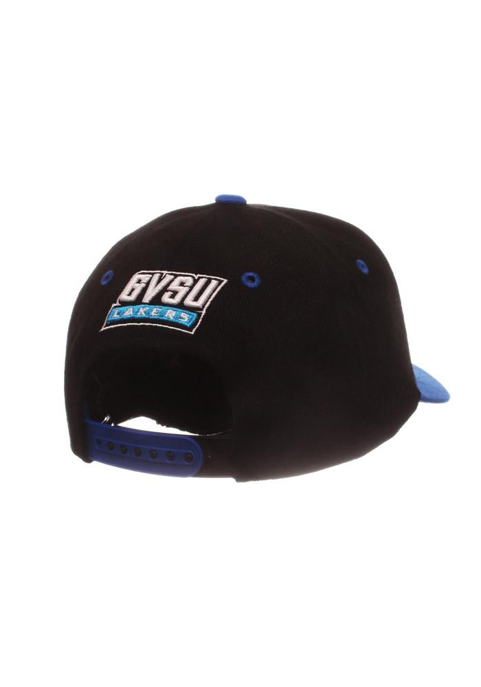 Zephyr Grand Valley State Lakers Mens Blue ZW Adjustable Hat - Image 2