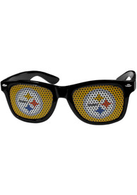 Pittsburgh Steelers Game Day Sunglasses - Black