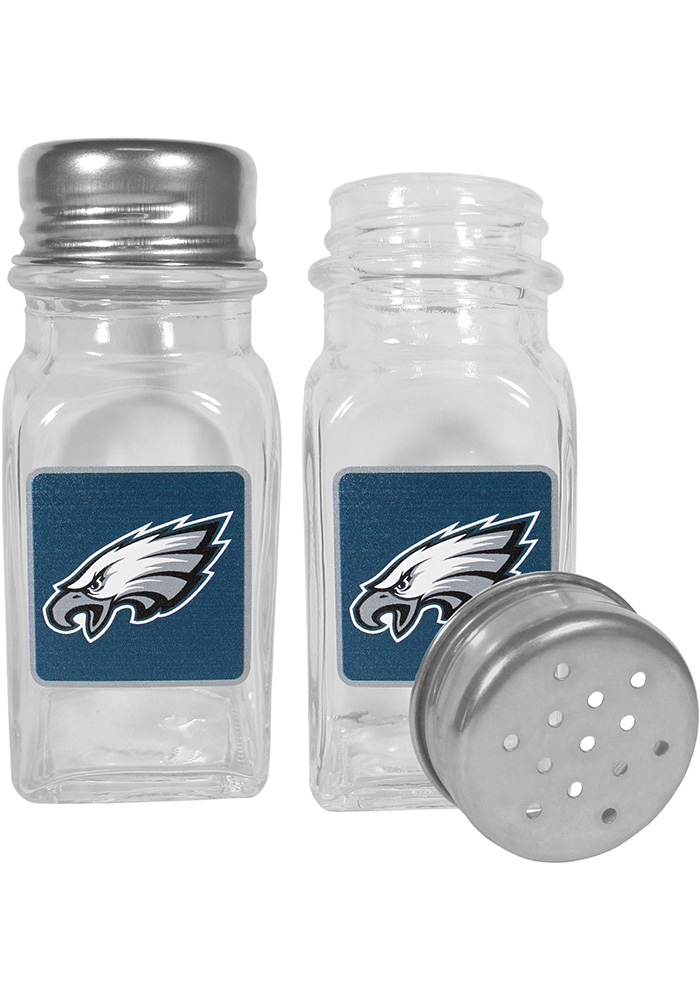 Philadelphia Eagles Logo Salt and Pepper Set - Image 1