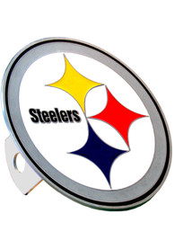 Pittsburgh Steelers Large Class II III Car Accessory Hitch Cover