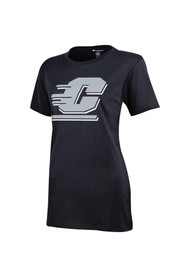 Central Michigan Chippewas Juniors Campus Black T-Shirt