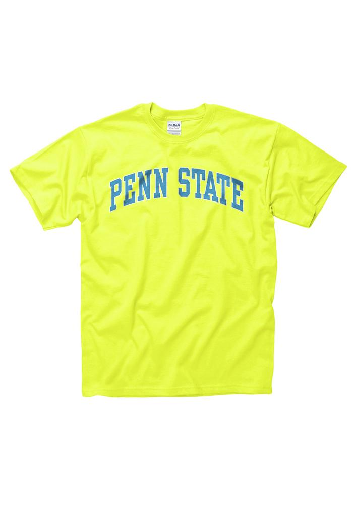 Penn State Nittany Lions Juniors Green Fashion Practice Short Sleeve Unisex Tee - Image 1