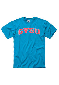 Grand Valley State Lakers Juniors Blue Fashion Practice Unisex Tee