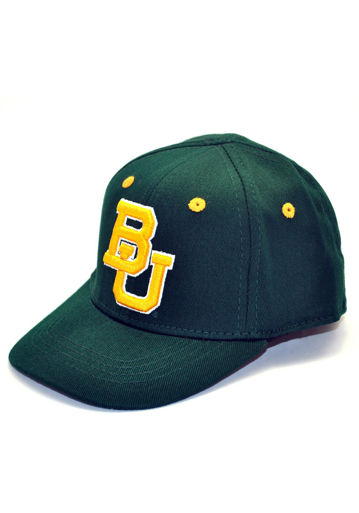 Baylor Bears Green Cub 1Fit Youth Flex Hat - Image 1