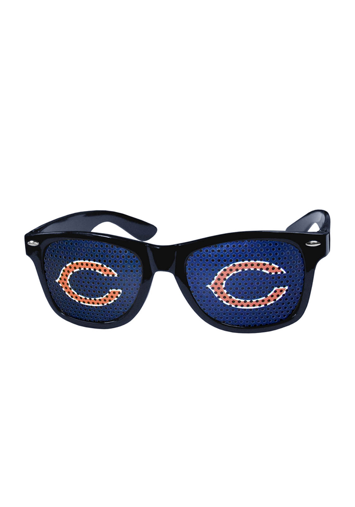 Chicago Bears Gameday Wayfarers Womens Sunglasses - Image 1