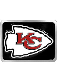 Kansas City Chiefs Class II and III Car Accessory Hitch Cover