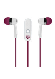 Texas A&M Aggies Stereo Ear Buds