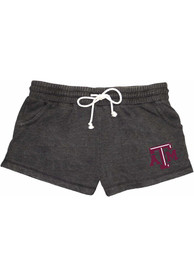 Texas A&M Aggies Womens Rally Shorts - Charcoal
