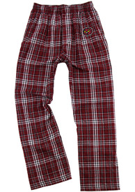Temple Owls Youth Team Flannel Sleep Pants - Red