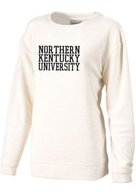Northern Kentucky Norse Womens Cozy Crew Sweatshirt - Oatmeal