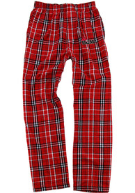Central Missouri Mules Classic Sleep Pants - Red