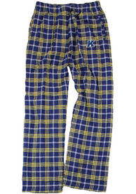Kent State Golden Flashes Classic Sleep Pants - Navy Blue
