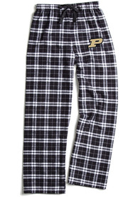 Purdue Boilermakers Classic Sleep Pants - Black