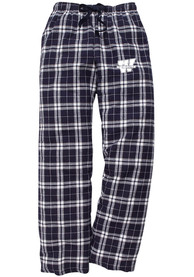 Washburn Ichabods Classic Sleep Pants - Navy Blue
