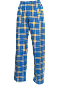 Pitt Panthers Youth Team Flannel Sleep Pants - Blue
