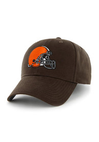 Cleveland Browns Brown Basic MVP Youth Adjustable Hat