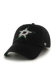 Dallas Stars 47 Black 47 Franchise Fitted Hat