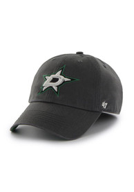 Dallas Stars 47 Charcoal 47 Franchise Fitted Hat