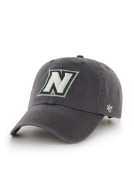 47 Northwest Missouri State Bearcats Clean Up Adjustable Hat - Charcoal