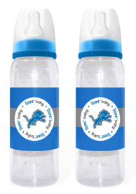 Detroit Lions Baby 2PK Bottles Bottle - Blue