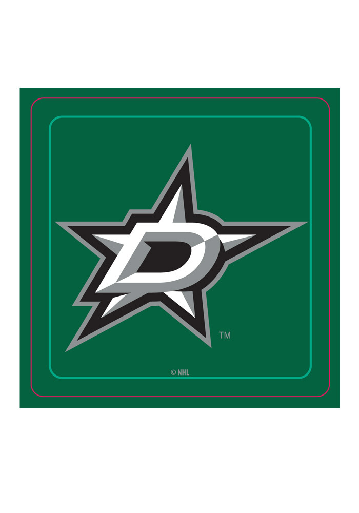 Dallas Stars 4pk Neoprene Coaster