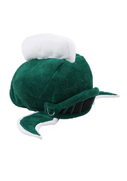 Michigan State Spartans Hooded Baby Blanket