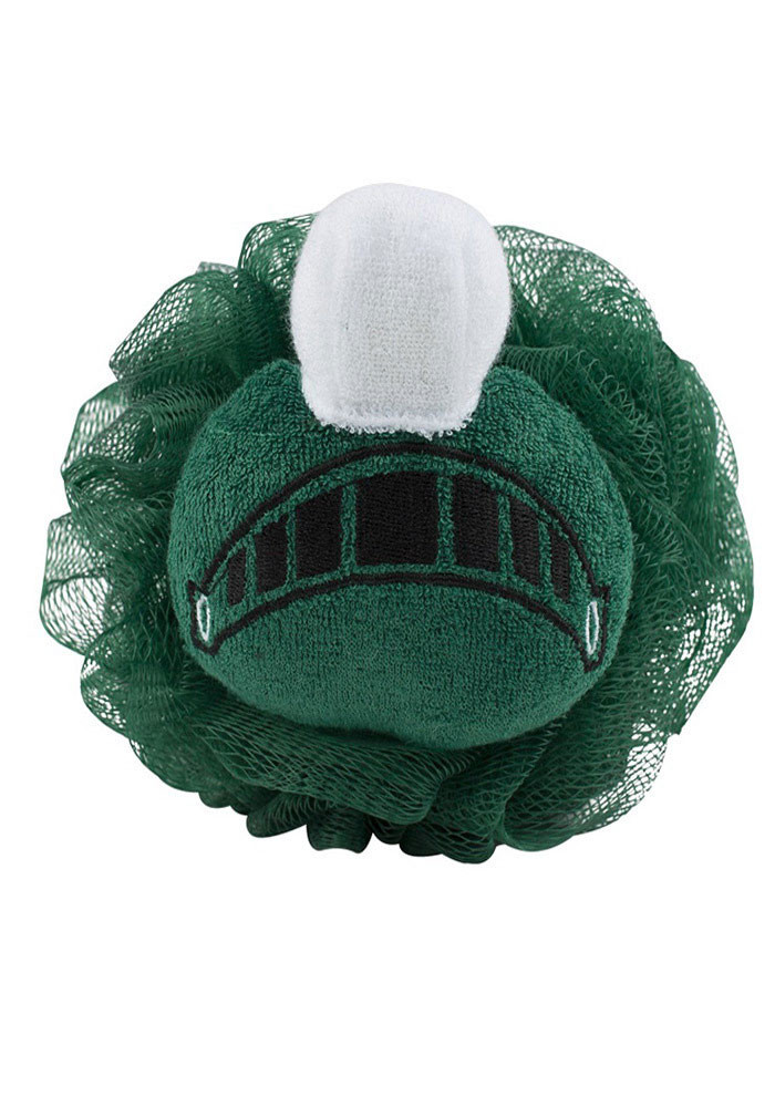 Michigan State Spartans Loofah Baby Bath Accessory - Image 1