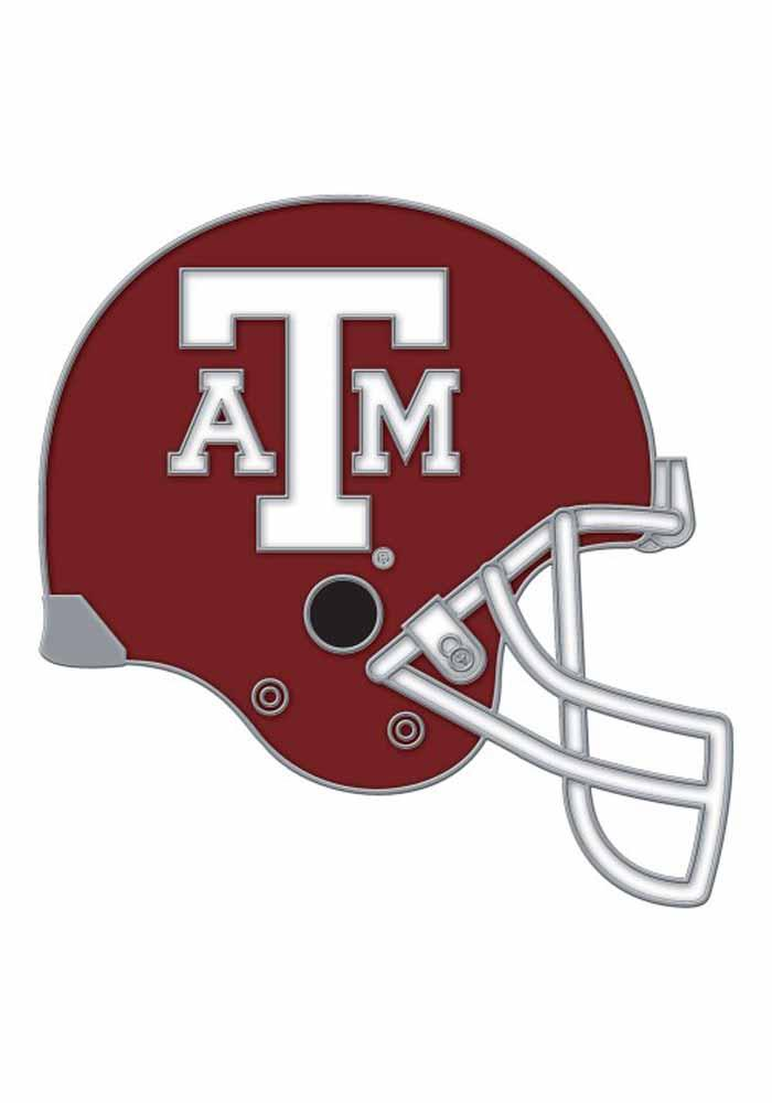 Texas A&M Aggies Helmet Pin