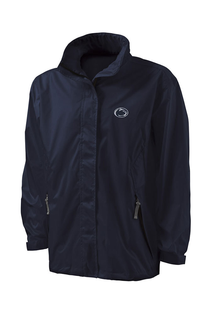 Penn State Nittany Lions Mens Navy Blue Thunder Light Weight Jacket - Image 1