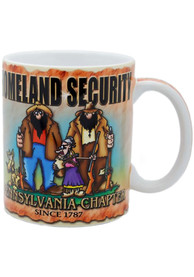 Pennsylvania Homeland Security Mug