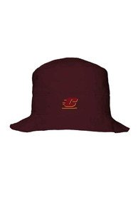 Central Michigan Chippewas Baby Bucket Sun Hat - Maroon
