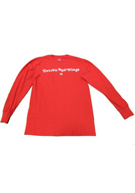 Detroit Red Wings Youth Red Youth Rally Loud T-Shirt