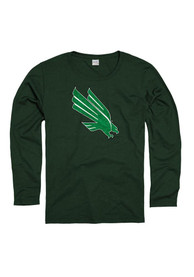 North Texas Mean Green Womens Green Spirit Glitz Women's Crew