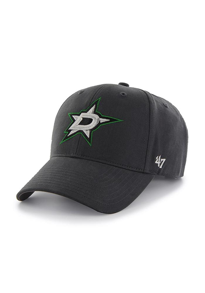 47 Dallas Stars Basic Adjustable Hat - Black - Image 1