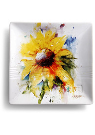 Kansas Sunflower Serving Tray