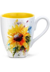 Kansas Sunflower Mug