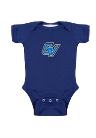 Grand Valley State Lakers Baby Blue Logo One Piece