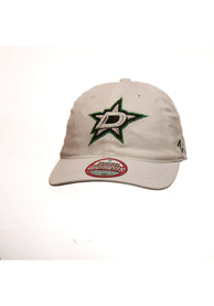Dallas Stars Womens Zephyr Tomboy Adjustable - White