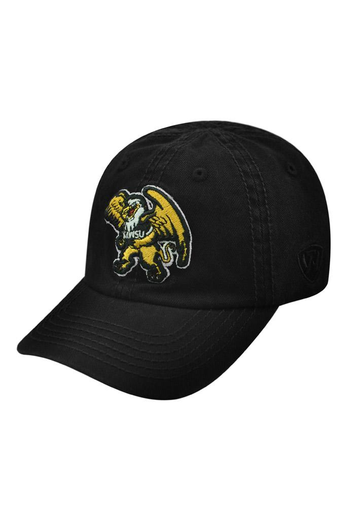 Top of the World Missouri Western Griffons Black Crew Youth Adjustable Hat - Image 1