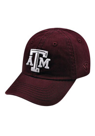 Texas A&M Aggies Maroon Crew Youth Adjustable Hat