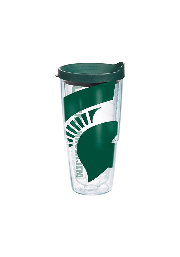 Michigan State Spartans 24oz Colossal Wrap Tumbler - Image 1