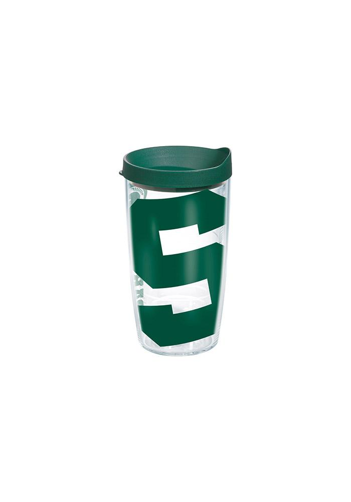 Michigan State Spartans 16 oz Colossal Wrap Tumbler - Image 1