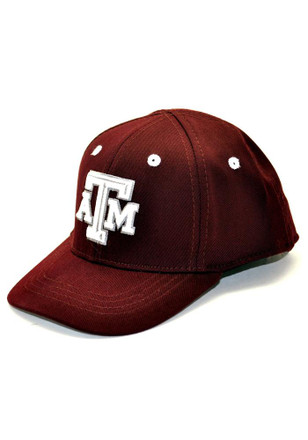 Top of the World Texas A&M Maroon Cub 1Fit Youth Flex Hat
