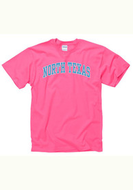 North Texas Mean Green Juniors Pink Fashion Practice Unisex Tee