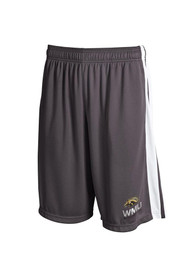 Western Michigan Broncos Under Armour Aint Nuttin Shorts - Charcoal