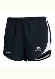 Nike UTA Mavericks Juniors Black Tempo Shorts
