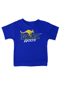 UMKC Roos Infant Logo T-Shirt - Blue